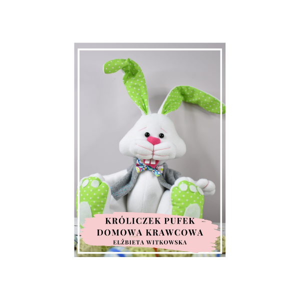 ebook królik pufek wielkanocny