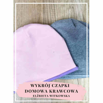 czapka smerfetka dla dziecka dorosłego kobiety mężczyzny